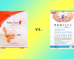 Kasutaja testib: Baby Foot vs konkurent