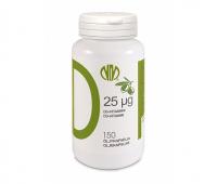 D vitamiini õlikapslid (pärlid) 25mcg = 1000 IU, 150 kapslit